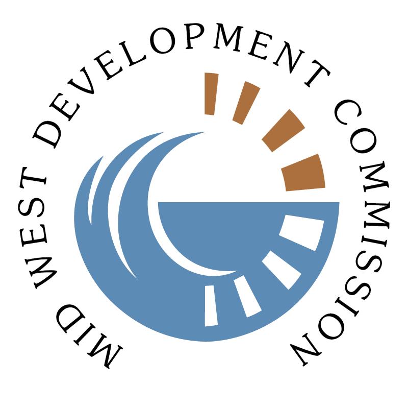 Mid West Development Commission vector logo