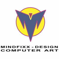Mindfixx Design Computer Art vector