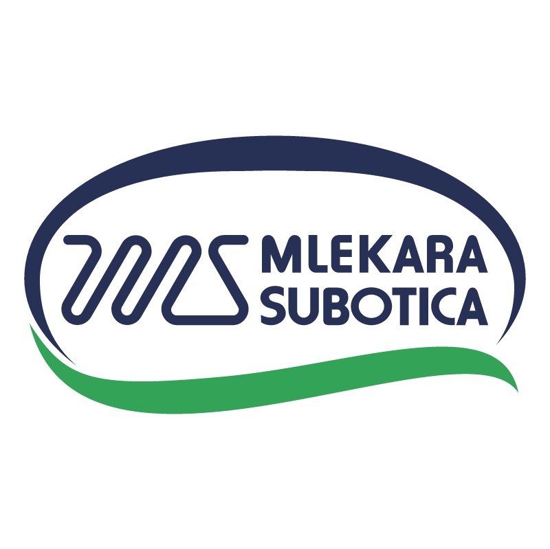 Mlekara Subotica vector