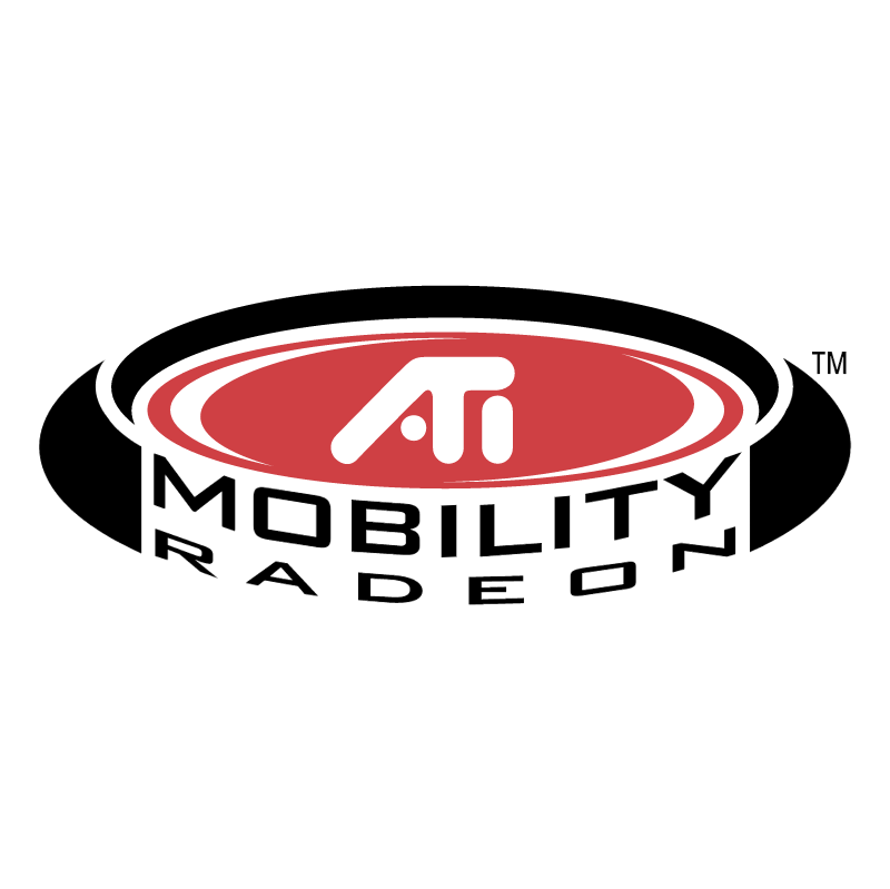 Mobility Radeon vector