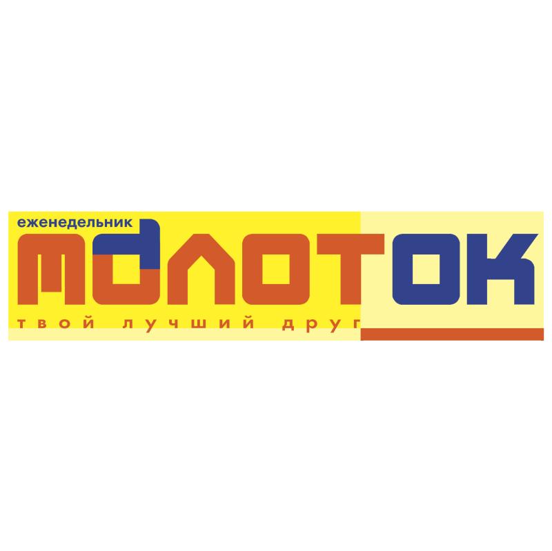 Molotok Magazine vector logo