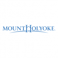 Mount Holyoke College vector