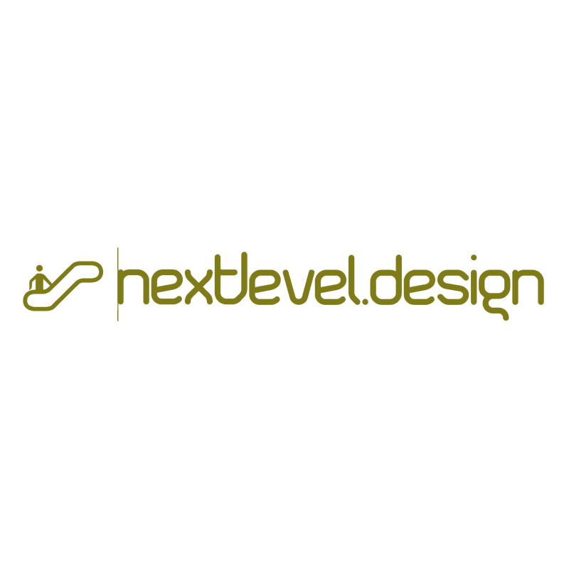 Next Level Design vector