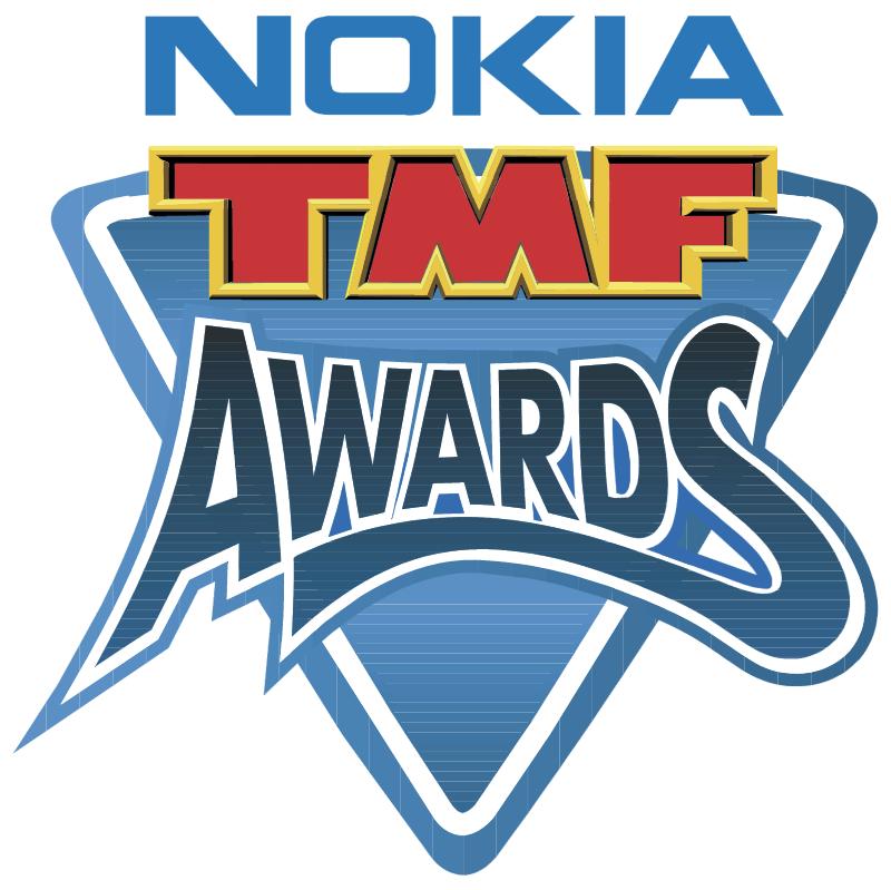 Nokia TMF Awards vector logo