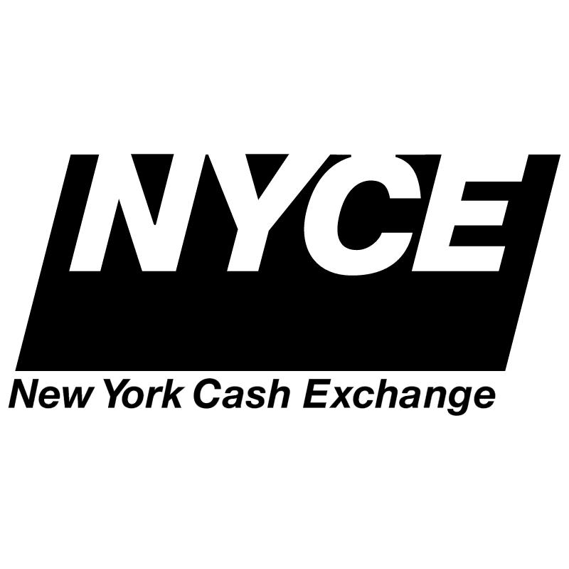 NYCE vector logo
