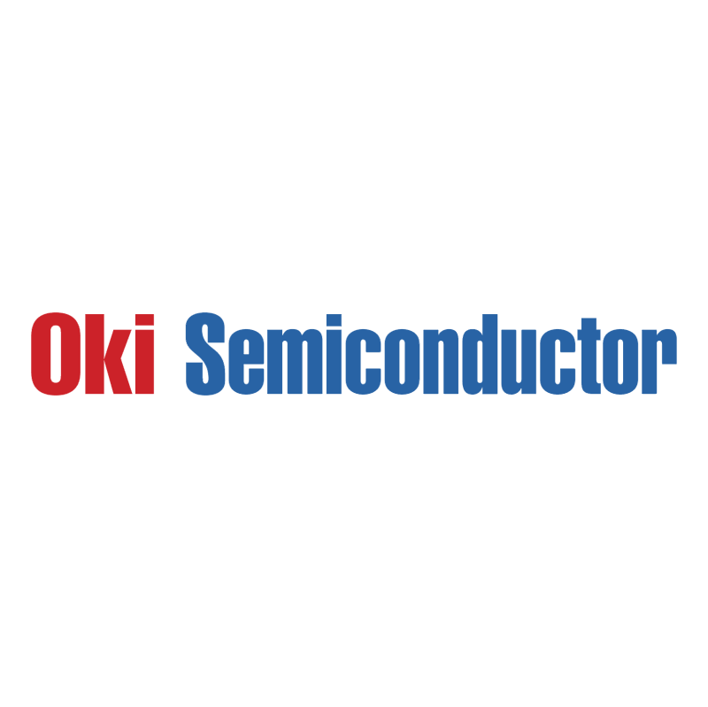 Oki Semiconductor vector logo