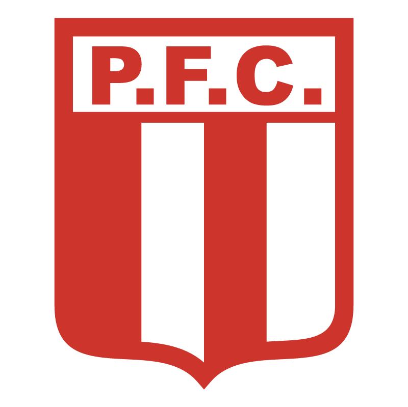 Parana Futbol Club de San Pedro vector