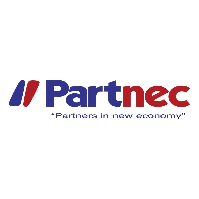 Partnec vector logo
