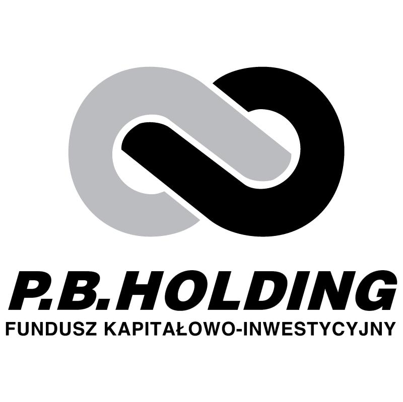 PB Holding vector