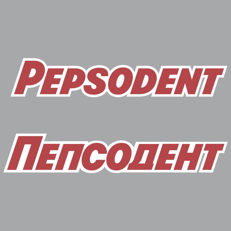 Pepsodent vector logo