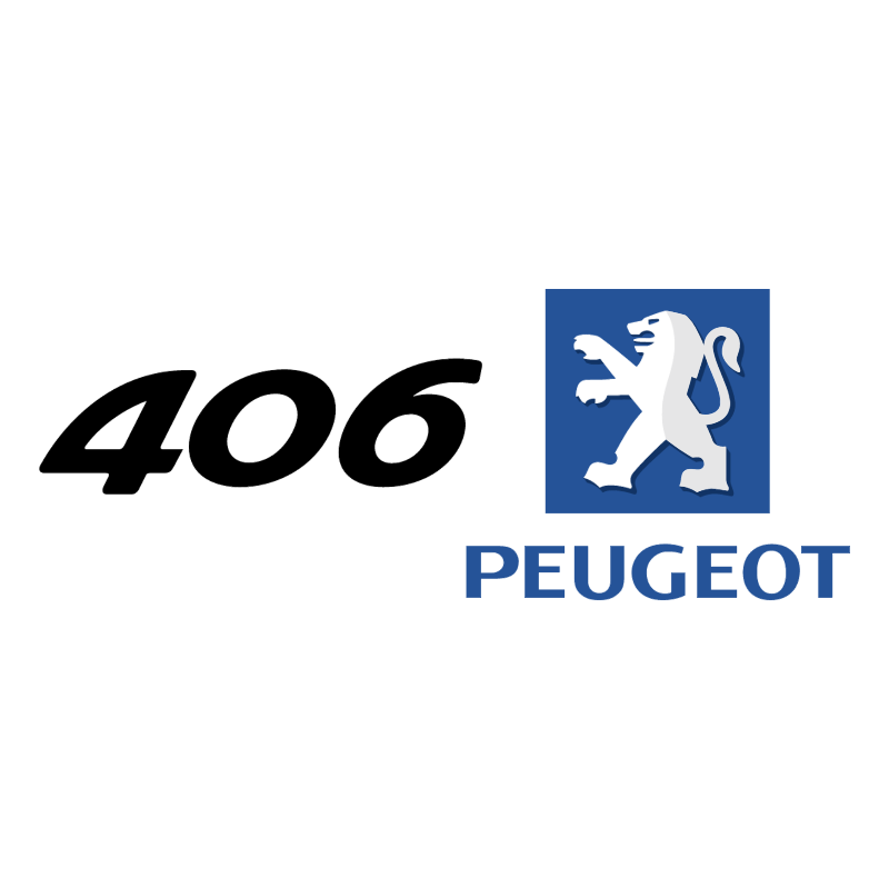 Peugeot 406 vector