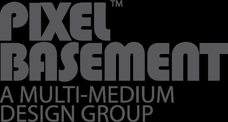 Pixel Basement vector