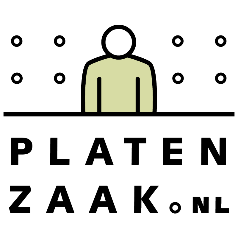 Platenzaak nl vector