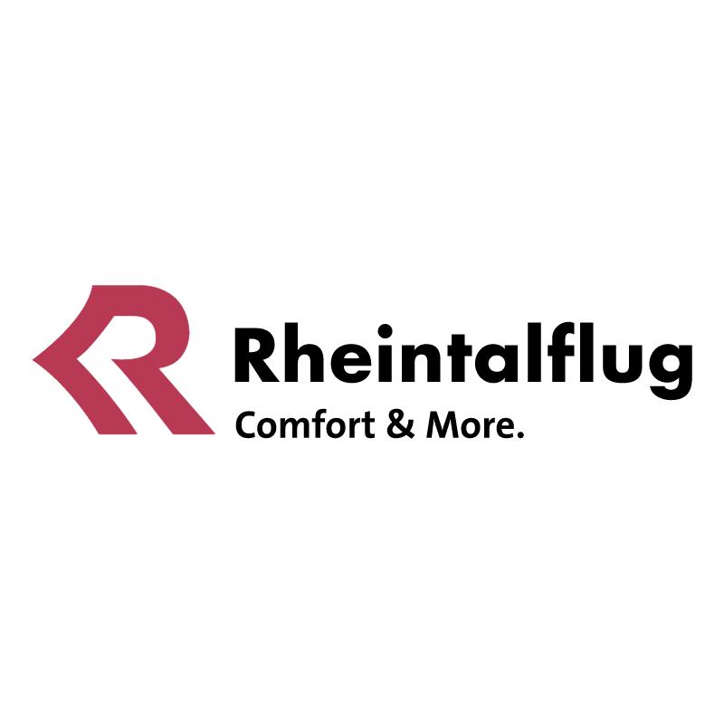 Rheintalflug vector