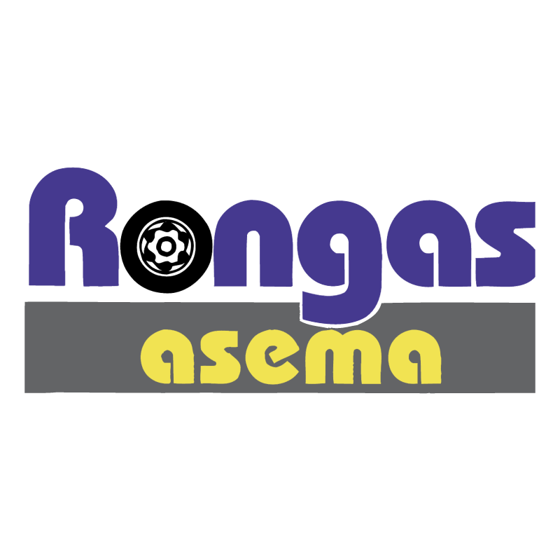 Rongas Asema vector logo
