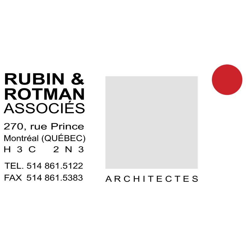 Rubin & Rotman vector logo