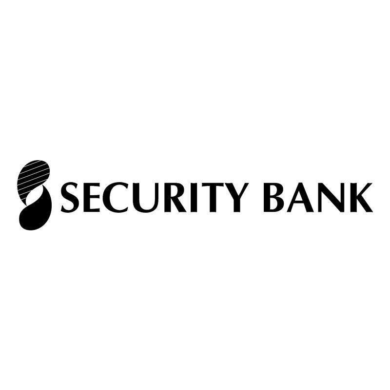 Security Bank vector
