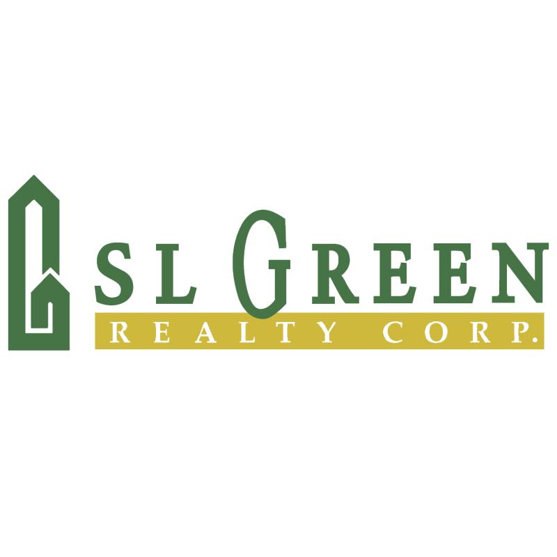 SL Green Realty Trust vector logo