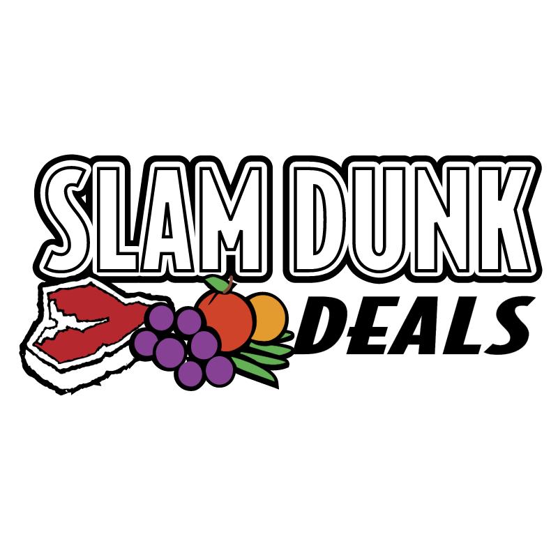 Slam Dunk Deals vector