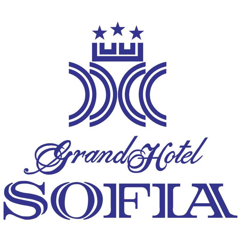 Sofia Grand Hotel vector