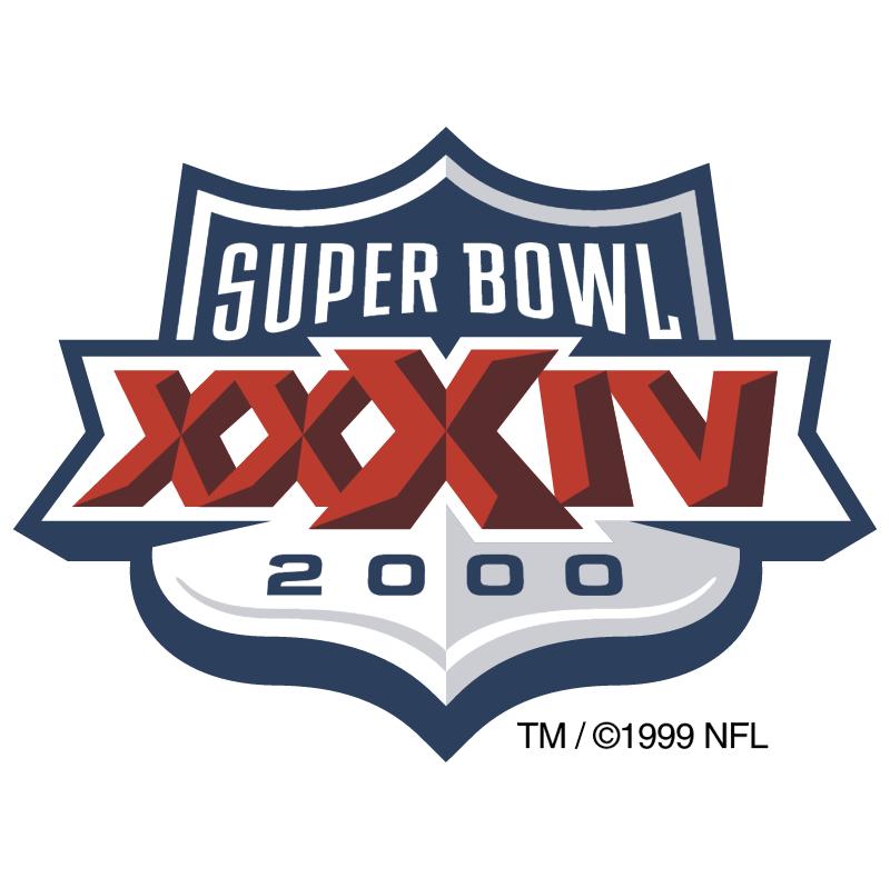 Super Bowl 2000 vector