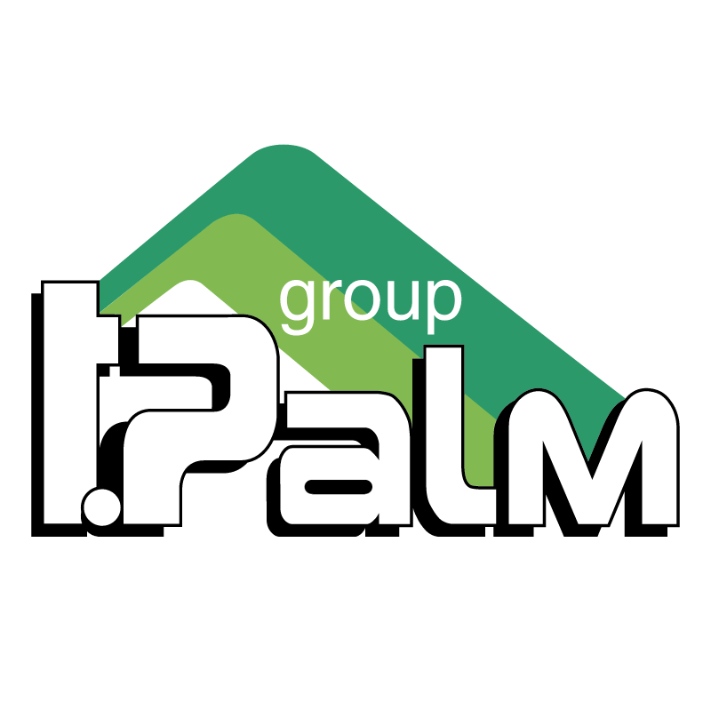 T Palm Group vector logo