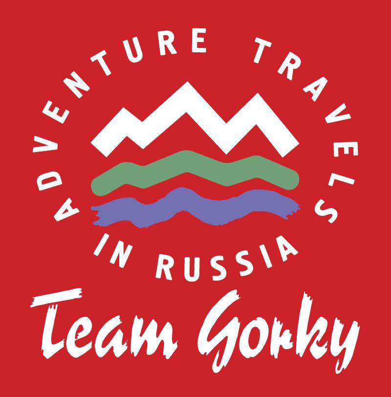 Team Gorky vector