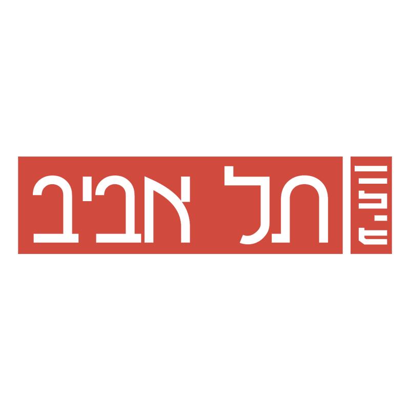 Tel Aviv vector logo