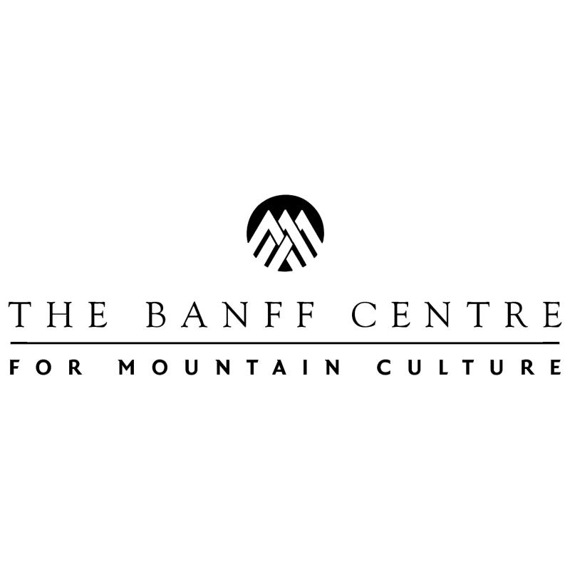 The Banff Centre vector logo