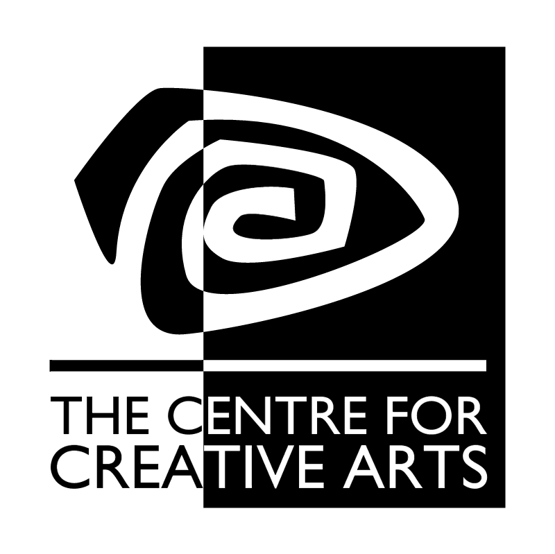 The Centre For Creative Arts vector