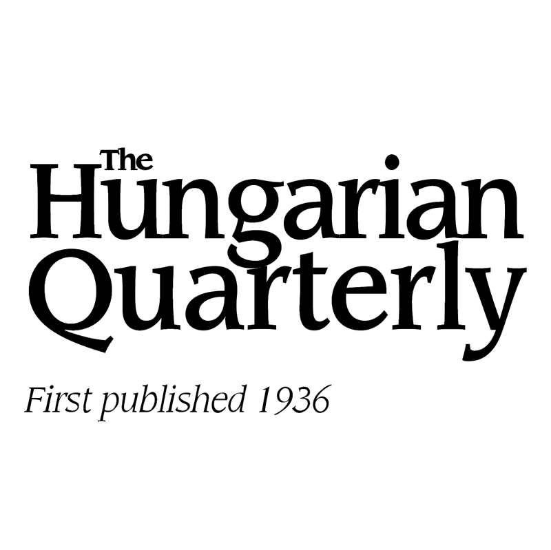The Hungarian Quarterly vector logo