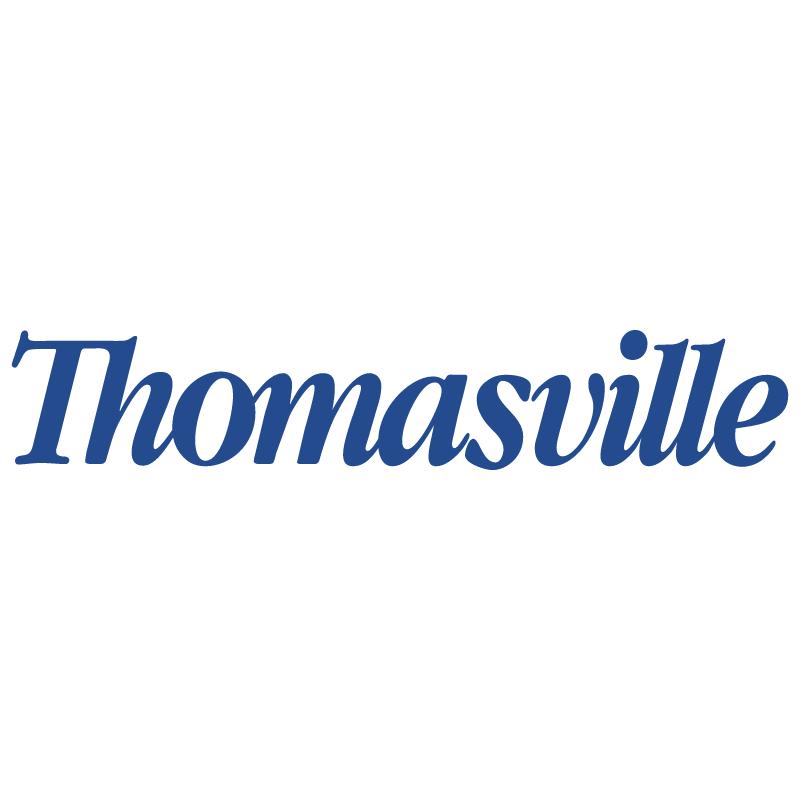 Thomasville vector