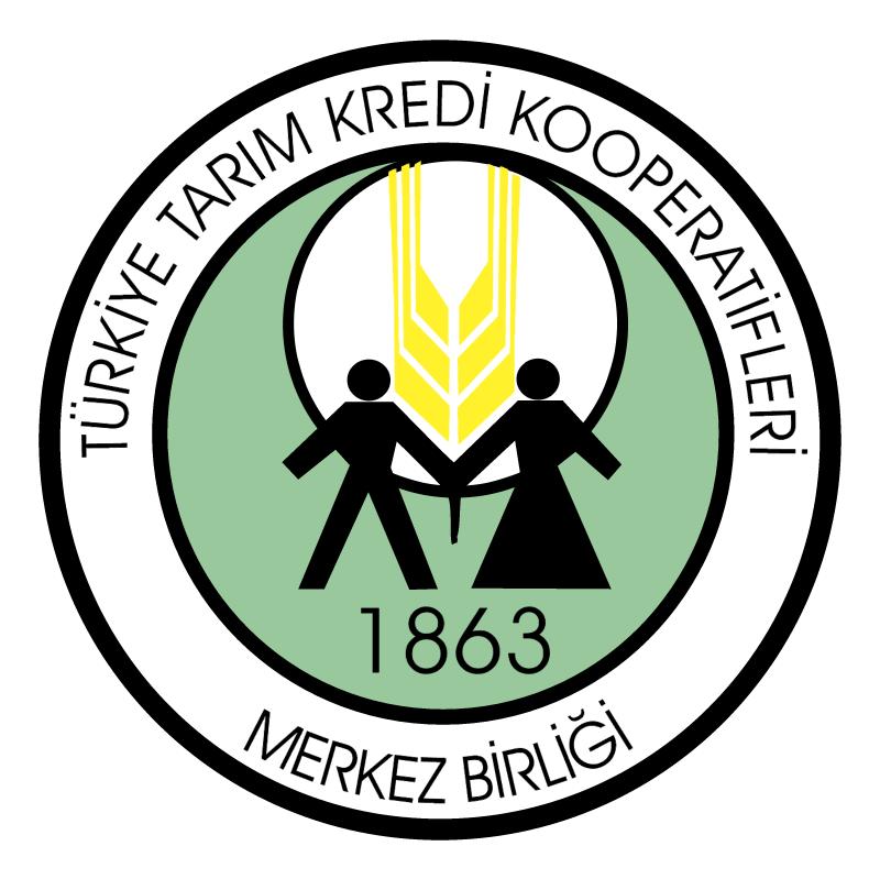 Turkiye Tarim Kredi Kooperatifleri vector logo