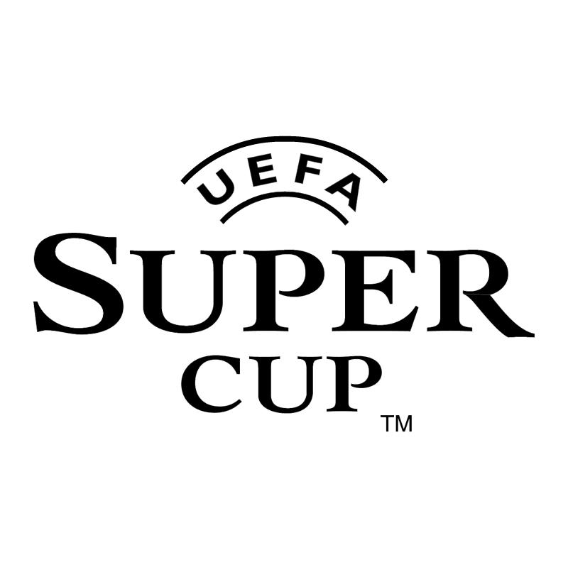UEFA Super Cup vector