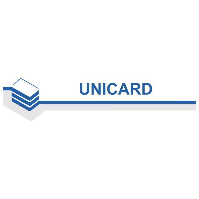 Unicard vector logo