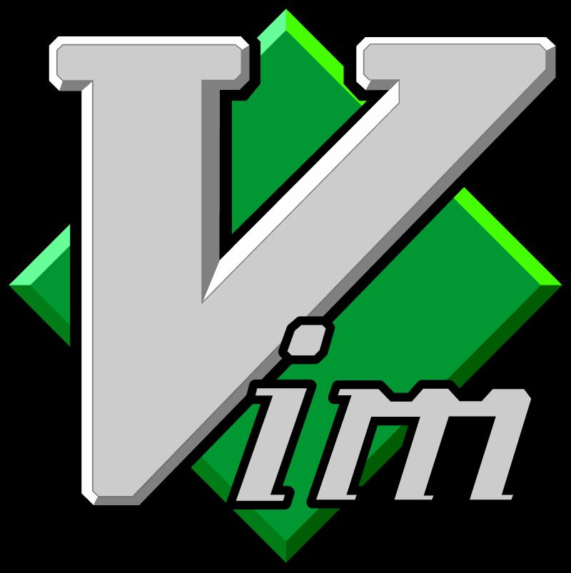 Vim vector logo