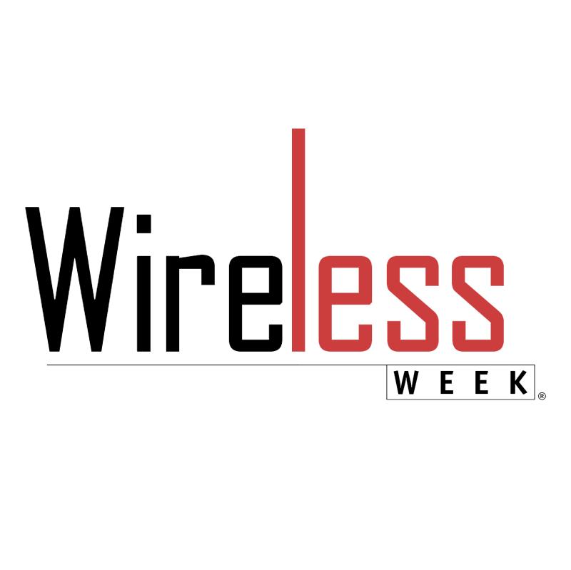 Wireless Week vector