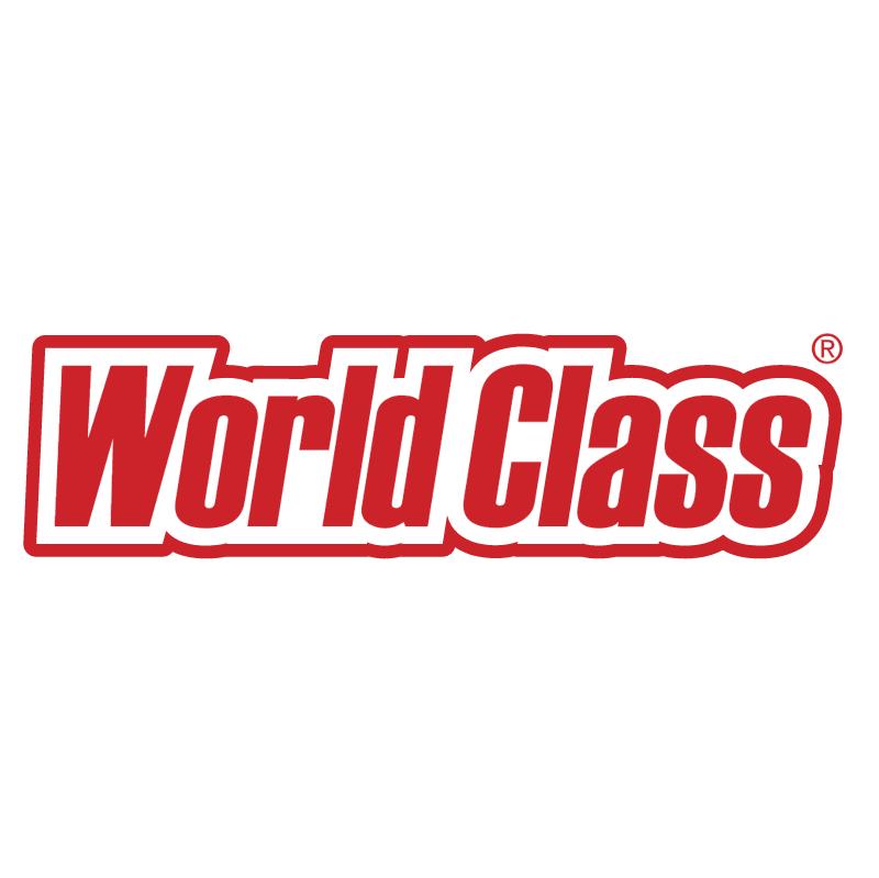 World Class vector