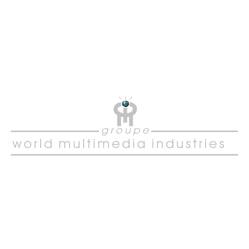 World Multimedia Industries vector