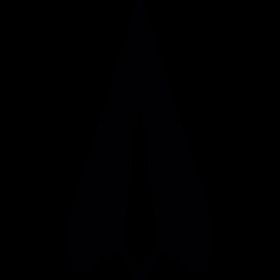 Closed Umbrella vector logo