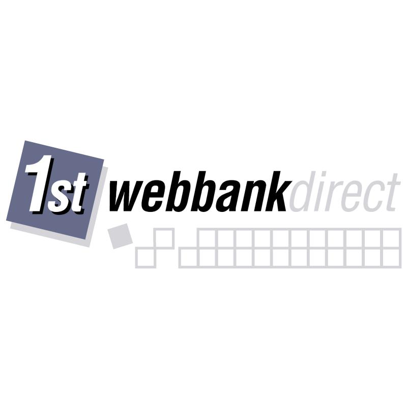 1st webbank direct vector