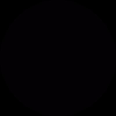 Circular shape vector logo
