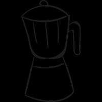 Coffe Pot vector