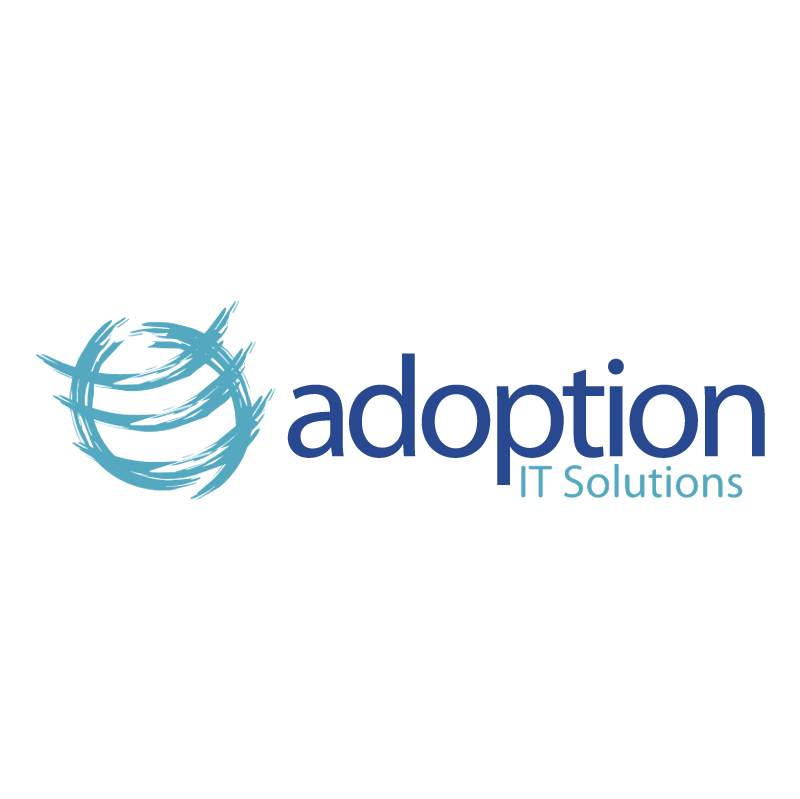 Adoption IT Solutions vector