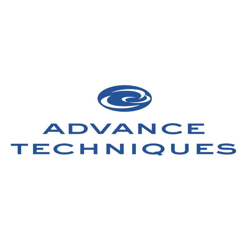 Advance Techniques vector