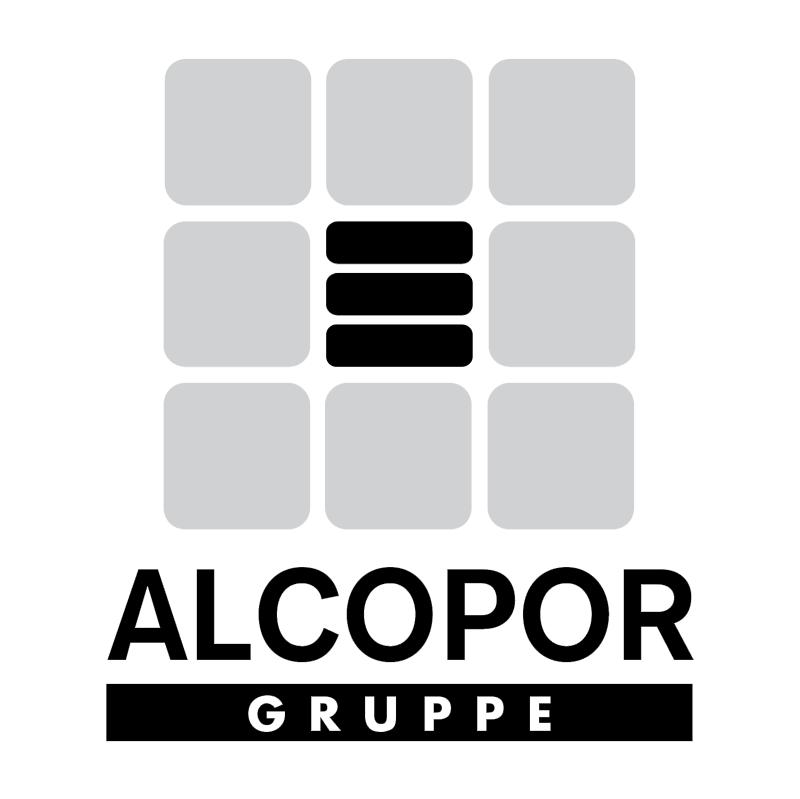 Alcopor Gruppe 46279 vector