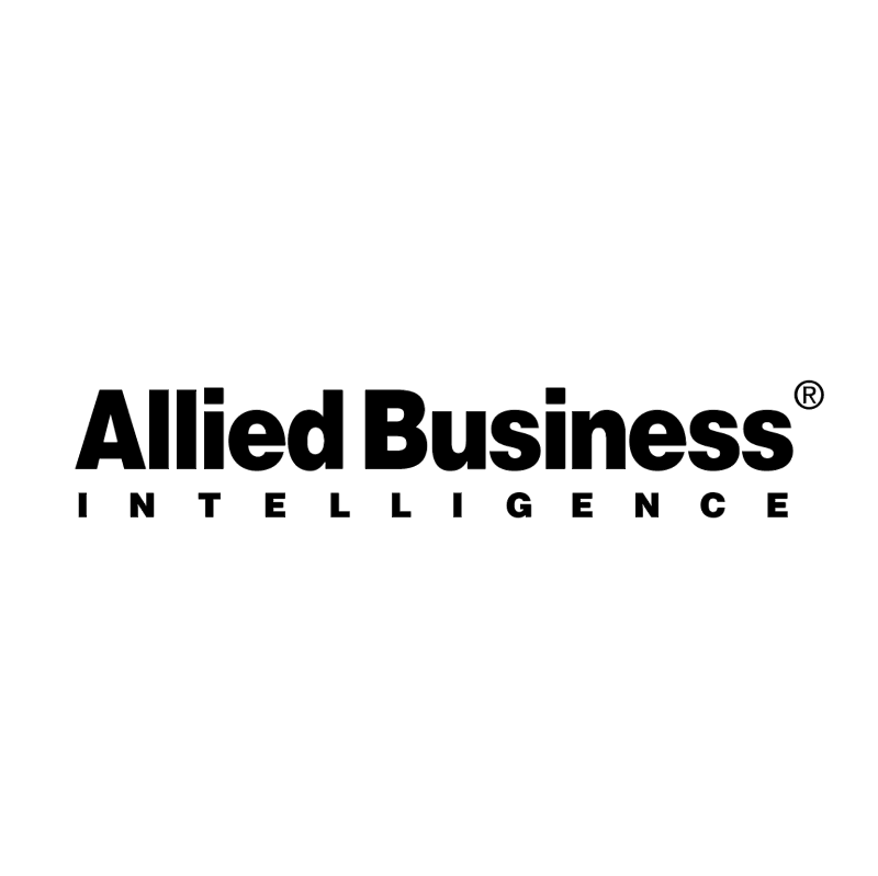 Allied Business Intelligence vector