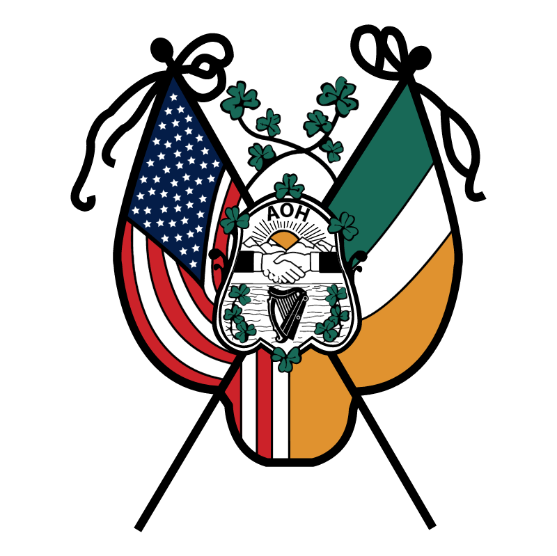 Ancient Order Of Hibernians in America 77630 vector logo