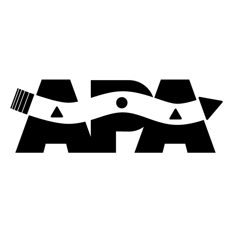APA vector logo