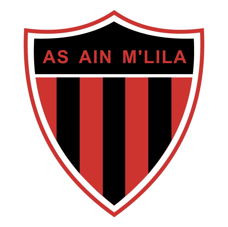 Association Sportive Ain M'lila vector